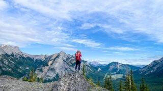 Hiking Wasootch Ridge Kananaskis