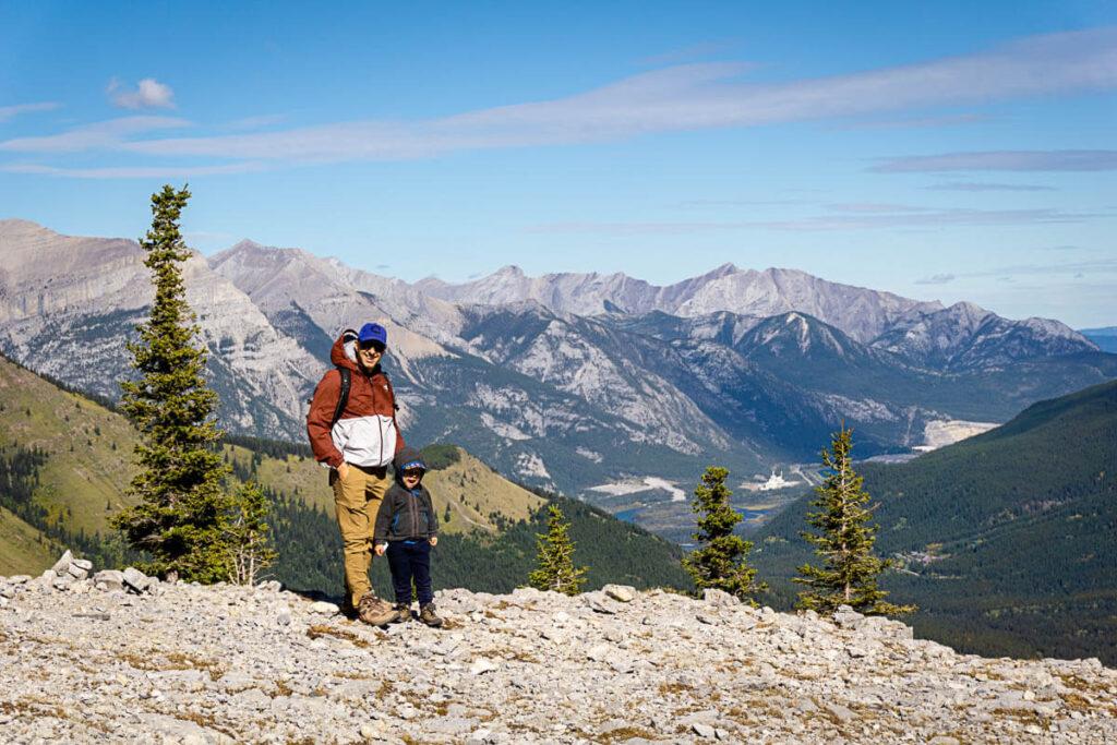 Best Kananaskis hikes with kids - West Wind Pass