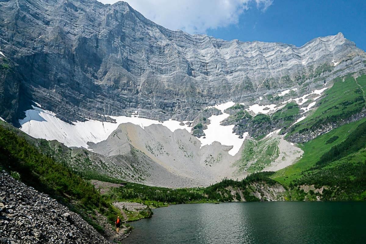 Rawson Lake - best Kananaskis hikes