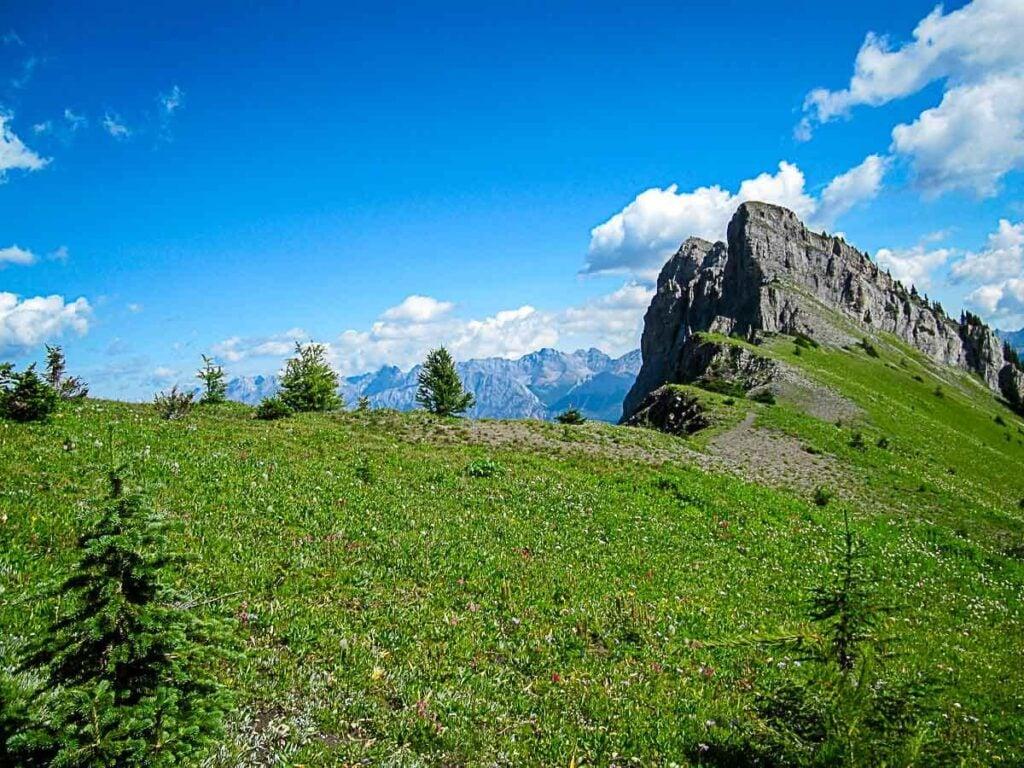 Sarrail Ridge Kananaskis