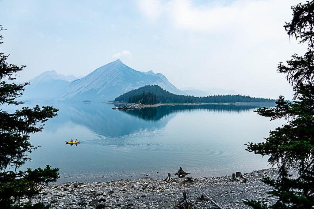 Upper Kananaskis Lake Alberta