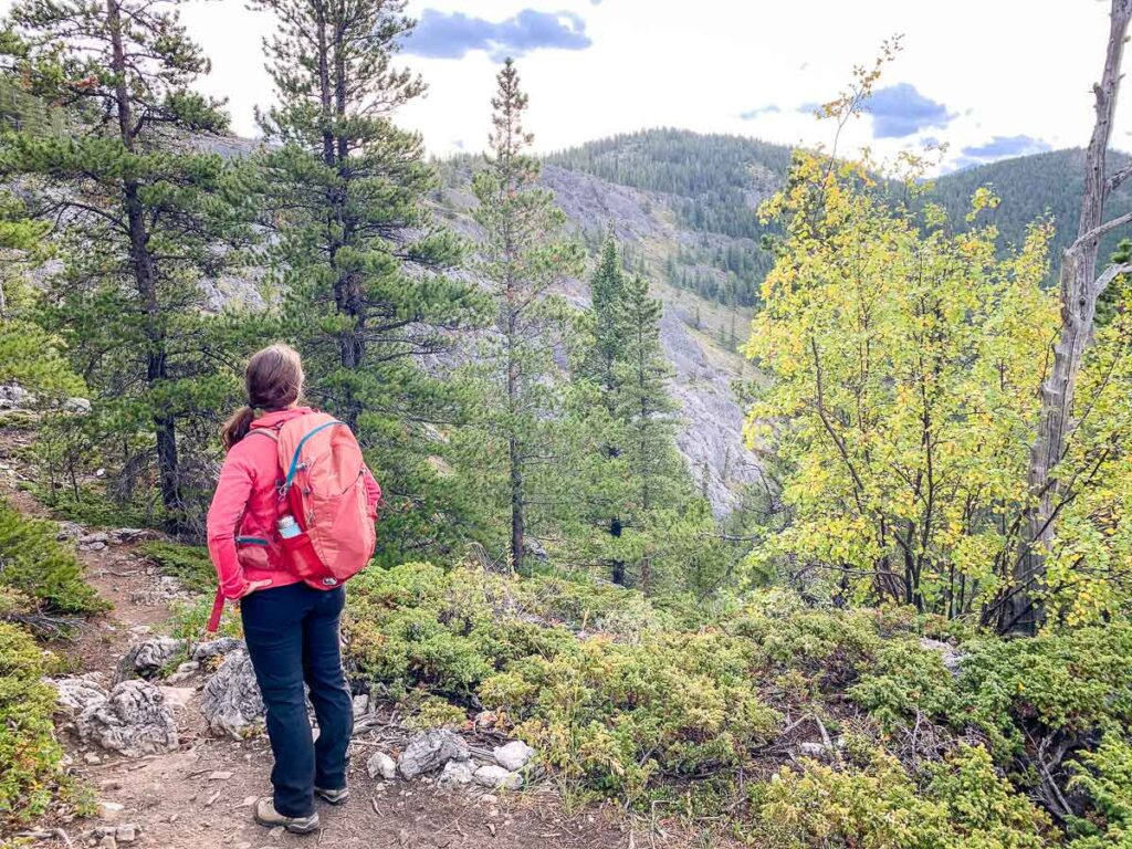 What to bring for Kananaskis hikes