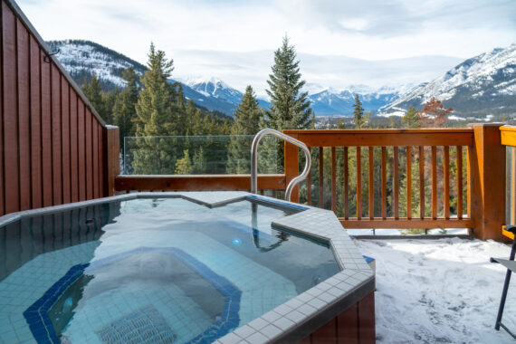 8 Best Hotels in Banff with Private Hot Tubs