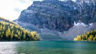 Arnica Lake in Banff National Park - Banff Hikes