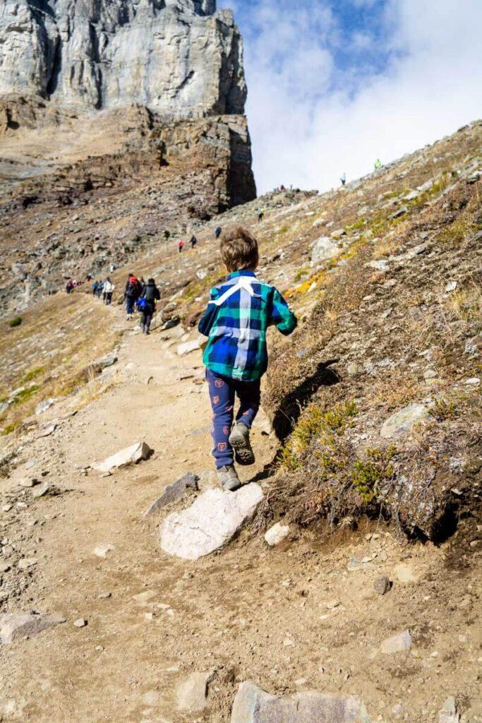 Sentinel Pass Banff Hike