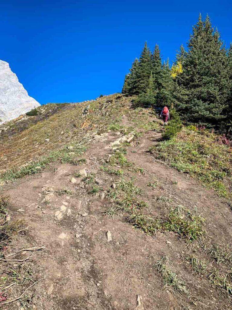 challenging Kananaskis hikes near Highwood Pass