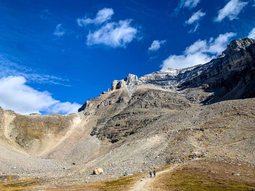 Sentinel Pass Hike in Banff National Park