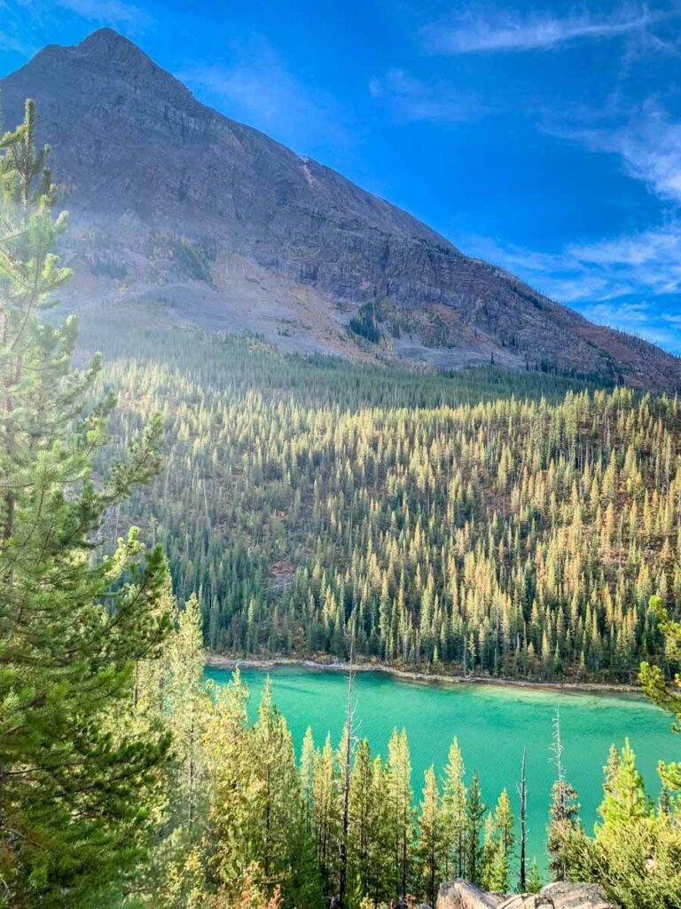 Best Easy hikes in Banff, Canada - Vista Lake and Storm Mountain