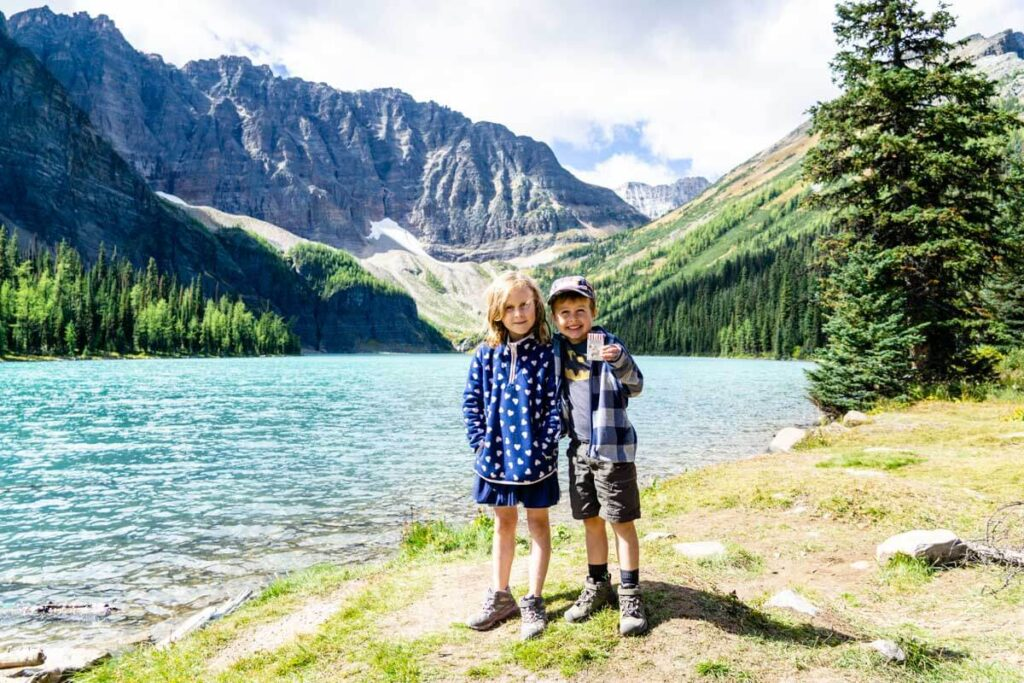 Hiking to Taylor Lake with Kids