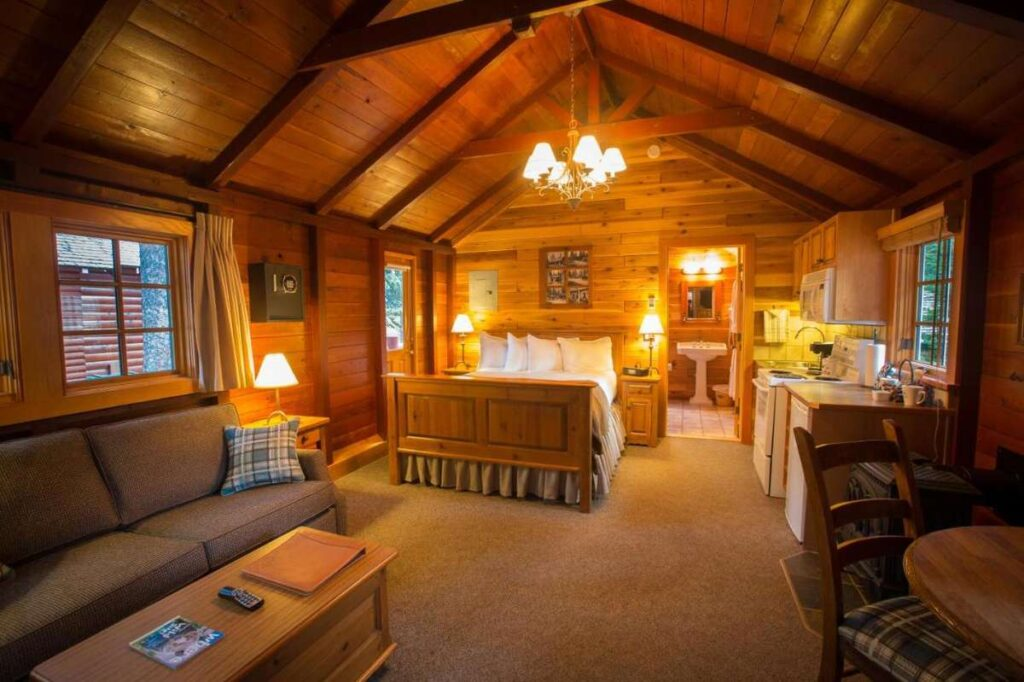 best hotels at lake louise canada