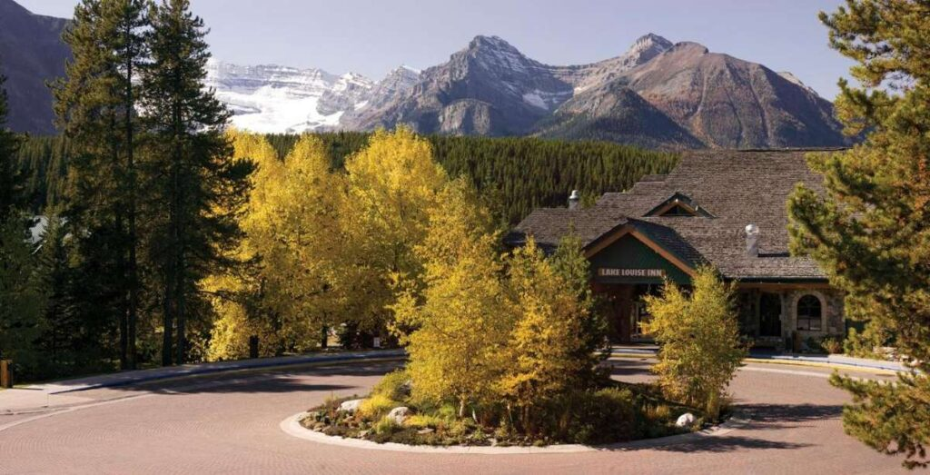 inexpensive lake louise canada hotels